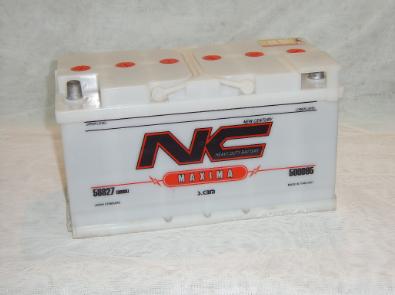 Automotive Batteries DIN88
