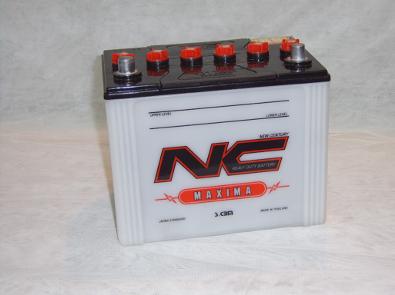 Automotive Batteries N50