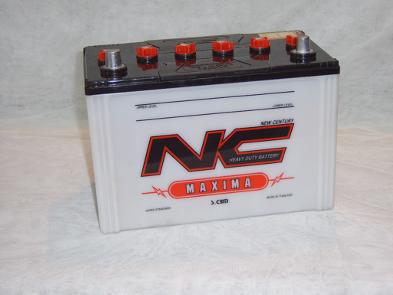 Automotive Batteries N70