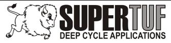 Deep cycle applications