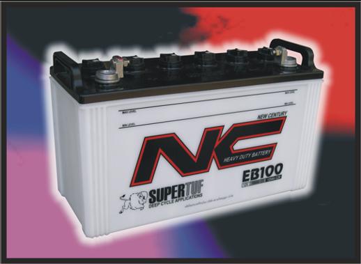 NC Deep cycle batteries